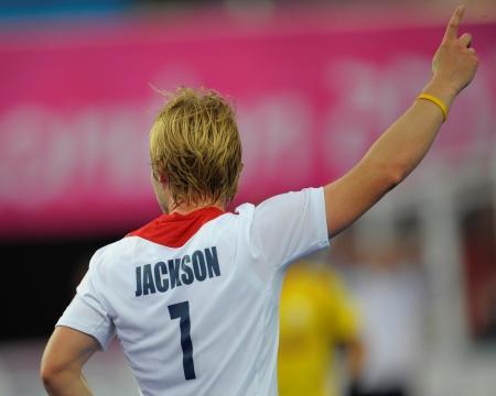 England Field Hockey Player Ashley Jackson