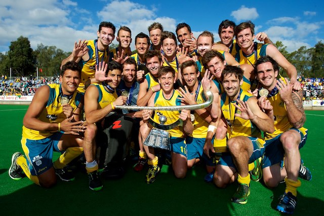 australia are five time winners
