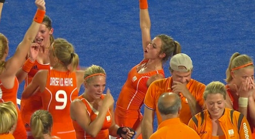 The Dutch Have Won A Record Three Times, As Have The Australians