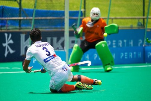 Rupinder of India made it 4-4 (currypost)