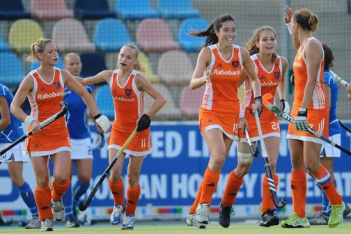 Netherland's Hockey Team Have Been The Most Successful