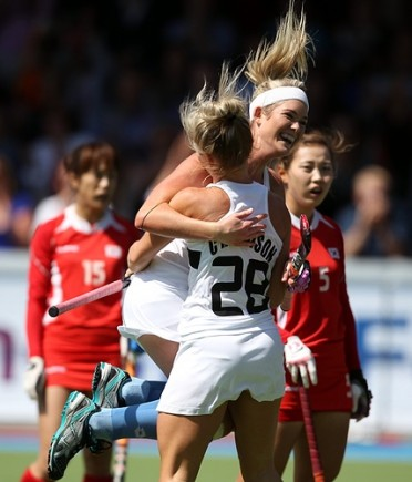 Charlotte Harrison Scored A Late Goal To Down Korea and Give New Zealand Their Only Ever Medal At The Champions Trophy in 2011