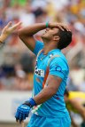 Raghunath scored four goals today