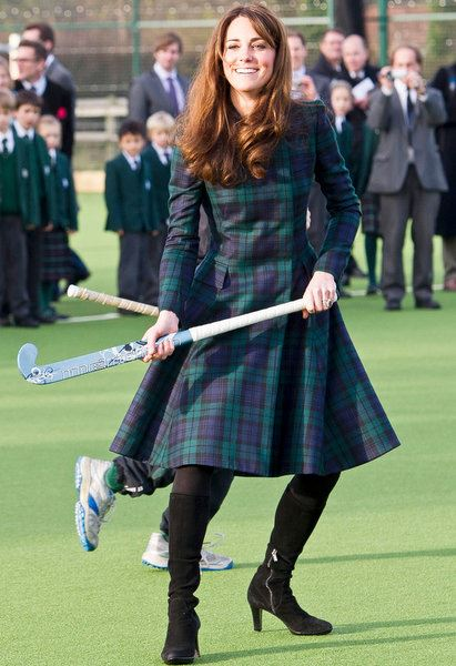 kate middleton playing field hockey hot cute