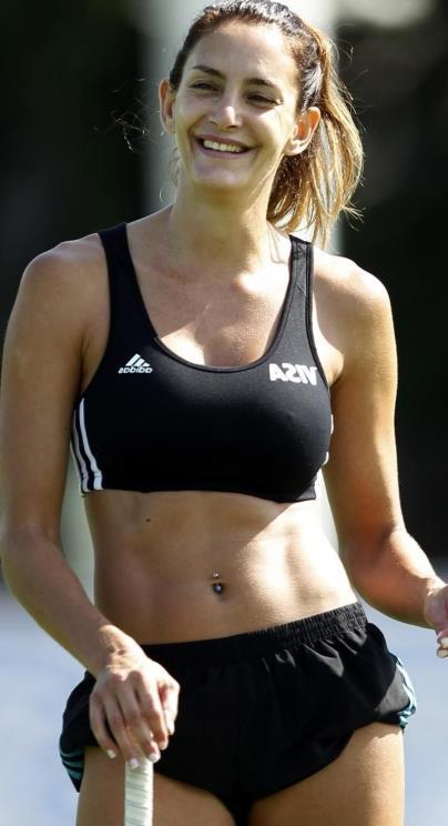 luciana aymar, hottest women in field hockey